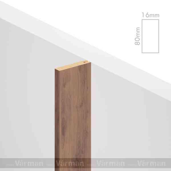 Рейка пристенная 16✕80 (80х16х80) Декоративные панели МДФ, Панель МДФ, Фанерирование, Декоративные стеновые панели, стековые панели для внутренней отделки, декоративные панели для стен, Декоративные стековые панели, Шпонированные панели МДФ, Шпонированные панели, фанерованные панели МДФ, Производство панелей из МДФ, стековая МДФ панель, ламель, рейка, баффель, брусок, реечный потолок, балка, палка, реечные перегородки, декоративные рейки, массив, шпон, декоративные панели, деревянная,Натуральный шпон дуба, ясеня, американского ореха