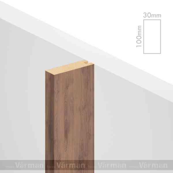 Рейка пристенная 30✕100 (100х30х100) Декоративные панели МДФ, Панель МДФ, Фанерирование, Декоративные стеновые панели, стековые панели для внутренней отделки, декоративные панели для стен, Декоративные стековые панели, Шпонированные панели МДФ, Шпонированные панели, фанерованные панели МДФ, Производство панелей из МДФ, стековая МДФ панель, ламель, рейка, баффель, брусок, реечный потолок, балка, палка, реечные перегородки, декоративные рейки, массив, шпон, декоративные панели, деревянная,Натуральный шпон дуба, ясеня, американского ореха