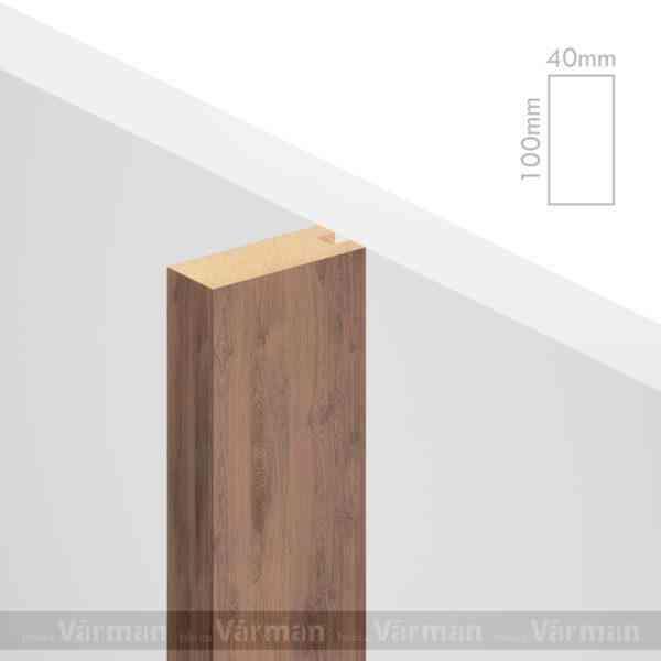 Рейка пристенная 40✕100 (100х40х100) Декоративные панели МДФ, Панель МДФ, Фанерирование, Декоративные стеновые панели, стековые панели для внутренней отделки, декоративные панели для стен, Декоративные стековые панели, Шпонированные панели МДФ, Шпонированные панели, фанерованные панели МДФ, Производство панелей из МДФ, стековая МДФ панель, ламель, рейка, баффель, брусок, реечный потолок, балка, палка, реечные перегородки, декоративные рейки, массив, шпон, декоративные панели, деревянная,Натуральный шпон дуба, ясеня, американского ореха