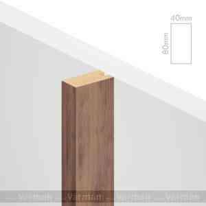Рейка пристенная 40✕80 (80х40х80) Декоративные панели МДФ, Панель МДФ, Фанерирование, Декоративные стеновые панели, стековые панели для внутренней отделки, декоративные панели для стен, Декоративные стековые панели, Шпонированные панели МДФ, Шпонированные панели, фанерованные панели МДФ, Производство панелей из МДФ, стековая МДФ панель, ламель, рейка, баффель, брусок, реечный потолок, балка, палка, реечные перегородки, декоративные рейки, массив, шпон, декоративные панели, деревянная,Натуральный шпон дуба, ясеня, американского ореха
