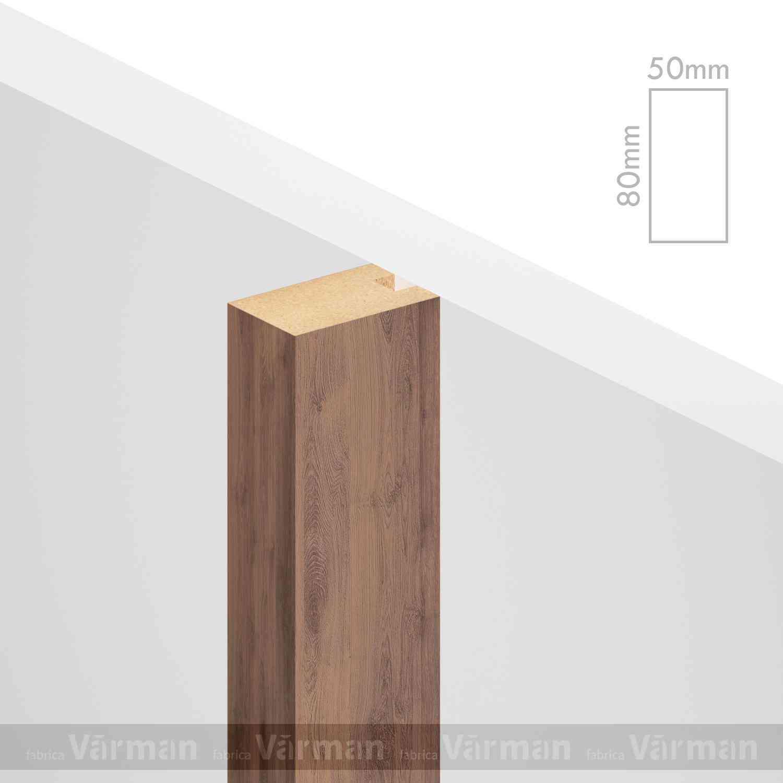 Рейка пристенная 50✕80 (80х50х80) Декоративные панели МДФ, Панель МДФ, Фанерирование, Декоративные стеновые панели, стековые панели для внутренней отделки, декоративные панели для стен, Декоративные стековые панели, Шпонированные панели МДФ, Шпонированные панели, фанерованные панели МДФ, Производство панелей из МДФ, стековая МДФ панель, ламель, рейка, баффель, брусок, реечный потолок, балка, палка, реечные перегородки, декоративные рейки, массив, шпон, декоративные панели, деревянная,Натуральный шпон дуба, ясеня, американского ореха