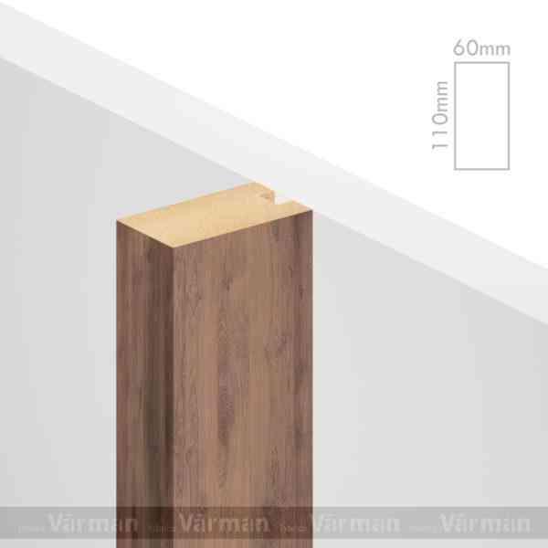 Рейка пристенная 60✕110 (110х60х110) Декоративные панели МДФ, Панель МДФ, Фанерирование, Декоративные стеновые панели, стековые панели для внутренней отделки, декоративные панели для стен, Декоративные стековые панели, Шпонированные панели МДФ, Шпонированные панели, фанерованные панели МДФ, Производство панелей из МДФ, стековая МДФ панель, ламель, рейка, баффель, брусок, реечный потолок, балка, палка, реечные перегородки, декоративные рейки, массив, шпон, декоративные панели, деревянная,Натуральный шпон дуба, ясеня, американского ореха
