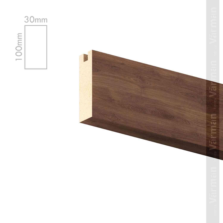 Рейка потолочная 30✕100 (100х30х100) Декоративные панели МДФ, Панель МДФ, Фанерирование, Декоративные стеновые панели, стековые панели для внутренней отделки, декоративные панели для стен, Декоративные стековые панели, Шпонированные панели МДФ, Шпонированные панели, фанерованные панели МДФ, Производство панелей из МДФ, стековая МДФ панель, ламель, рейка, баффель, брусок, реечный потолок, балка, палка, реечные перегородки, декоративные рейки, массив, шпон, декоративные панели, деревянная,Натуральный шпон дуба, ясеня, американского ореха