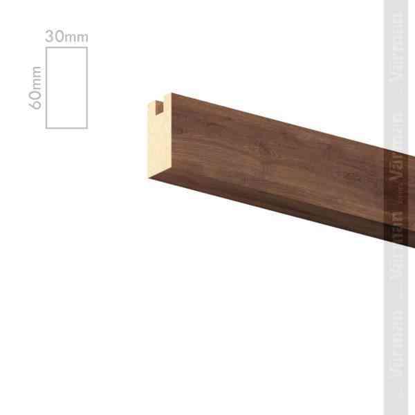 Рейка потолочная 30✕60 (60х30х60) Декоративные панели МДФ, Панель МДФ, Фанерирование, Декоративные стеновые панели, стековые панели для внутренней отделки, декоративные панели для стен, Декоративные стековые панели, Шпонированные панели МДФ, Шпонированные панели, фанерованные панели МДФ, Производство панелей из МДФ, стековая МДФ панель, ламель, рейка, баффель, брусок, реечный потолок, балка, палка, реечные перегородки, декоративные рейки, массив, шпон, декоративные панели, деревянная,Натуральный шпон дуба, ясеня, американского ореха