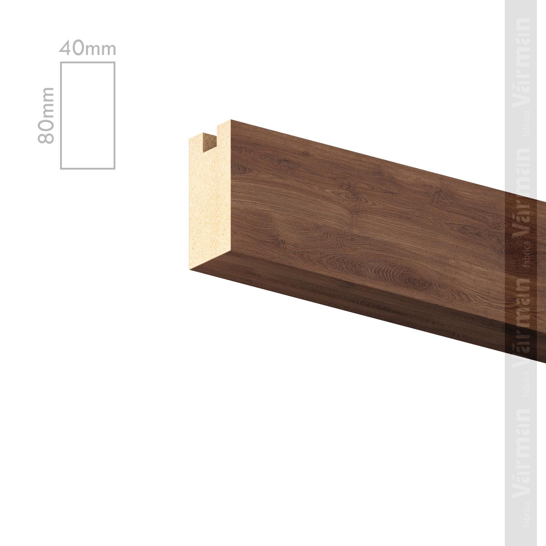 Рейка потолочная 40✕80 (80х40х80) Декоративные панели МДФ, Панель МДФ, Фанерирование, Декоративные стеновые панели, стековые панели для внутренней отделки, декоративные панели для стен, Декоративные стековые панели, Шпонированные панели МДФ, Шпонированные панели, фанерованные панели МДФ, Производство панелей из МДФ, стековая МДФ панель, ламель, рейка, баффель, брусок, реечный потолок, балка, палка, реечные перегородки, декоративные рейки, массив, шпон, декоративные панели, деревянная,Натуральный шпон дуба, ясеня, американского ореха