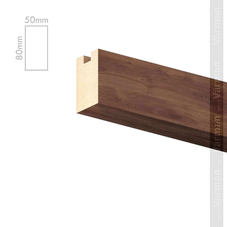 Рейка потолочная 50✕80 (80х50х80) Декоративные панели МДФ, Панель МДФ, Фанерирование, Декоративные стеновые панели, стековые панели для внутренней отделки, декоративные панели для стен, Декоративные стековые панели, Шпонированные панели МДФ, Шпонированные панели, фанерованные панели МДФ, Производство панелей из МДФ, стековая МДФ панель, ламель, рейка, баффель, брусок, реечный потолок, балка, палка, реечные перегородки, декоративные рейки, массив, шпон, декоративные панели, деревянная,Натуральный шпон дуба, ясеня, американского ореха